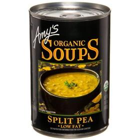 Amy's Split Pea Soup, Organic, GY606, Price/14.1 ozs