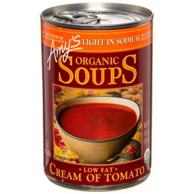 Amy's Cream of Tomato Soup, LS, Organic - 14.5 ozs.