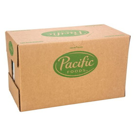 Pacific Foods Beef Broth, Organic, GY788, Price/12 x 32 ozs