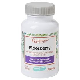 Quantum Elderberry Extract Caps - 60 ct.