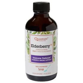 Quantum Elderberry Syrup, HB531, Price/4 ozs