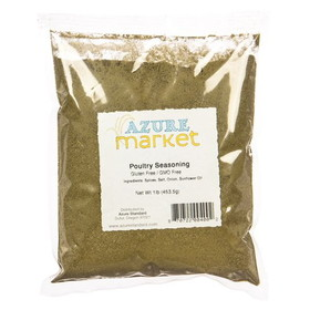 Azure Standard Poultry Seasoning Mix, HS181, Price/1 lb.