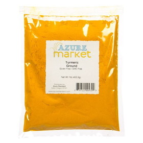Azure Standard Turmeric, Ground, HS222, Price/1 lb