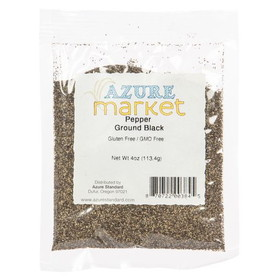Oregon Spice Pepper, Ground, Black - 4 ozs.