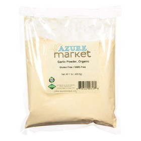 Oregon Spice Garlic Powder, Organic - 1 lb.