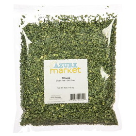 Oregon Spice Chives, Cut - 4 oz.