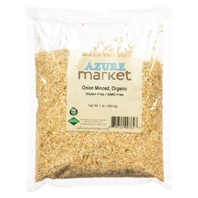 Oregon Spice Onion, Minced, Organic - 1 lb.