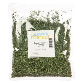 Oregon Spice Parsley Flakes - 4 ozs.