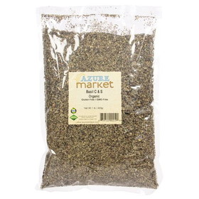 Oregon Spice Basil, Organic - 1 lb.