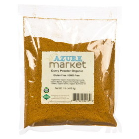 Oregon Spice Curry Powder, Organic - 1 lb.