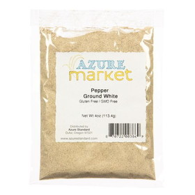 Oregon Spice Pepper, White, Ground - 1 lb.