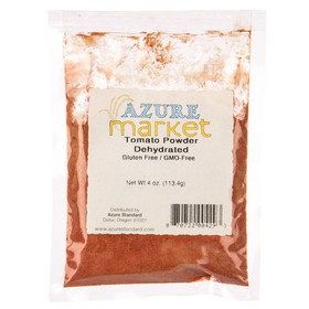 Oregon Spice Tomato Powder, Dehydrated - 4 ozs.