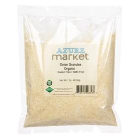 Azure Farm Onion Granules, Organic, HS590, Price/1 lb