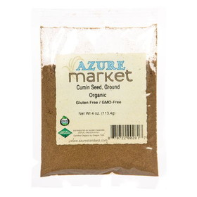 Oregon Spice Cumin Seed, Ground, Organic - 4 ozs.