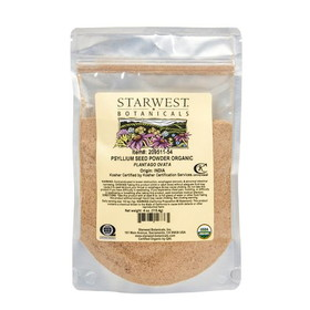 Oregon's Wild Harvest Psyllium Seed Husk, Powder - 4 ozs.