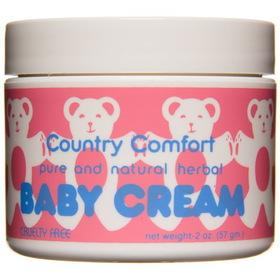 Country Comfort Baby Cream - 2 ozs.