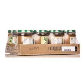 Santa Cruz Peanut Butter, Dark Roasted, Creamy, Organic, NB080, Price/12 x 16 ozs