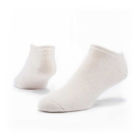 Maggie's Organics Cotton Footie, Natural, 75% Org - 1 pk.