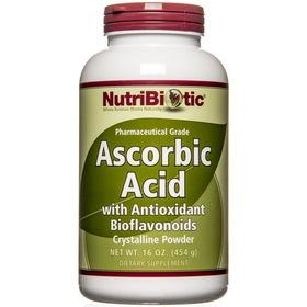Nutrition Resource Natural Ascorbic Acid - 16 ozs.