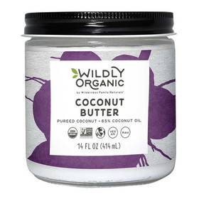 Wilderness Family Naturals Coconut Spread, Raw Organic - 16 ozs.
