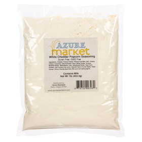Oregon Spice Popcorn Seasoning, White Cheddar - 1 lb.