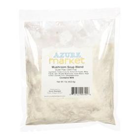 Azure Standard Mushroom Soup Blend, QS023, Price/1 lb