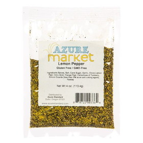 Azure Standard Lemon Pepper, QS115, Price/4 ozs