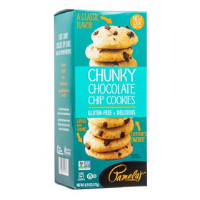 Pamela's Chunky Chocolate Chip Cookies - 7.25 ozs.