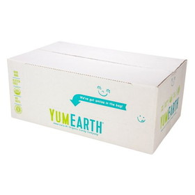 Yummy Earth Drops, Assorted Fruit Flavors, Organic - 12 x 13 ozs.