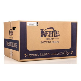 Kettle Foods Potato Chips, Lightly Salted, Organic - 15 x 5 ozs.