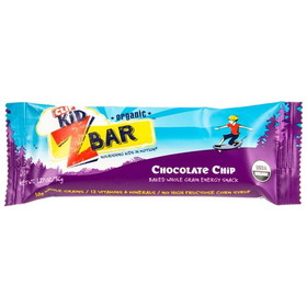Clif Bar Chocolate Chip Z Bar, Organic, SN413, Price/3 x 1.27 ozs