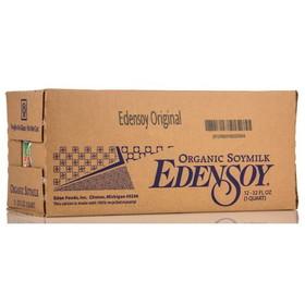 Eden Foods EdenSoy Original, Organic, SP148, Price/12 x 32 ozs