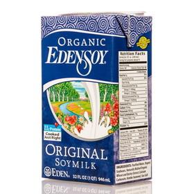 Eden Foods EdenSoy Original, Organic, SP149, Price/32 ozs