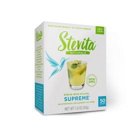 Stevita Stevia Supreme Packets, SW004, Price/50 pks