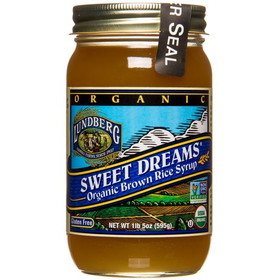 Lundberg Brown Rice Syrup, Organic, Gluten-Free, SW026, Price/21 ozs