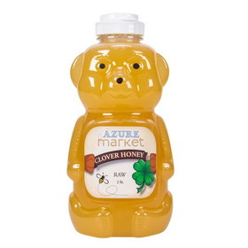 Glorybee Clover Honey Bear, SW084, Price/32 ozs