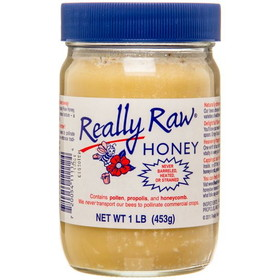 Really Raw Honey Really Raw Honey (Glass) - 1 lb.