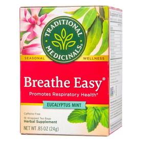 Traditional Medicinals Breathe Easy, TE033, Price/1 box