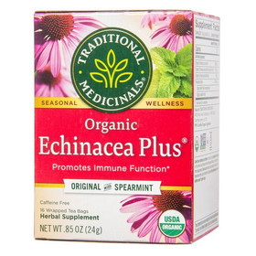 Traditional Medicinals Echinacea Plus, TE034, Price/1 box