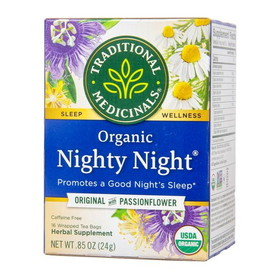 Traditional Medicinals Nighty Night, Organic - 1 box