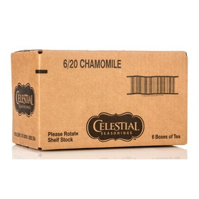 Celestial Seasonings Chamomile Tea, TE123, Price/6 x 1 box
