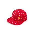 TopTie Baby Hip Hop Stars / Dots Embroidery Beret Cap Baseball Hat