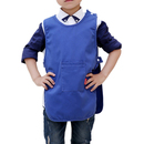 TopTie Waterproof Cotton Pocket Bib / Kid's Apron Smock, 3-7 Years