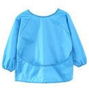TopTie Unisex Baby Waterproof Sleeved Bib Eat & Play Smock Polyester Toddler Apron with Pocket