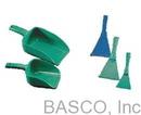 Basco High Temp Polypropylene Scrapers 10 Inch x 4 1-2 Inch
