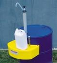 Basco Drip Basin For Rimmed Drum