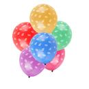 GOGO 100 PCS Lip Printed Balloons, 12