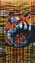 Bamboo54 5258 Bamboo tigers scene