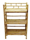 Bamboo54 5404 Bamboo 4 tier folding shelf