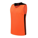 TopTie Mens Sleeveless Training Shirt, Athletic Jersey Tee